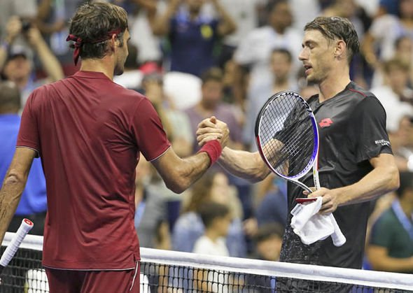 Roger Federer knows he can't underestimate anybody having lost to John Millman at the US Open