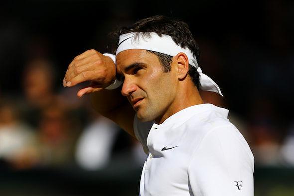 Wimbledon 2017 Roger Federer