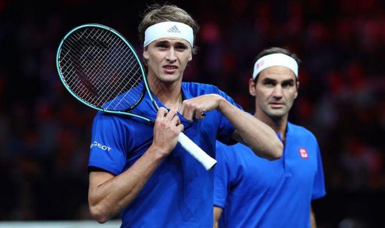Alexander Zverev and Federer's Team8 part ways.   Talk Tennis