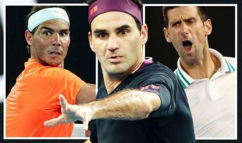 Roger Federer sends Novak Djokovic and Rafael Nadal warning - 'The story is not over yet'