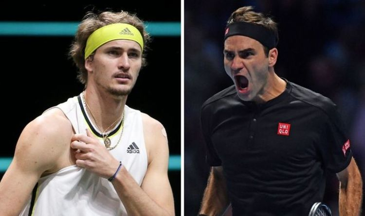 Alexander Zverev takes aim at Roger Federer following injury return - 'It's a disaster'
