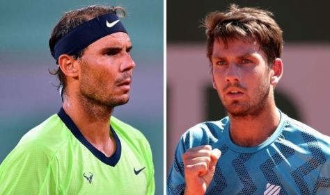 Rafael Nadal given French Open warning by Cam Norrie ahead of clash - 'No pressure on me'
