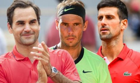 Novak Djokovic has message for Roger Federer and Rafael Nadal after new French Open record