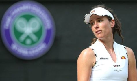 Johanna Konta ruled out of Wimbledon as team member tests positive for COVID-19