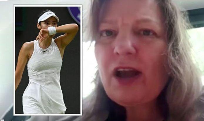 Former GB tennis player and sports psychologist explains Emma Raducanu's Wimbledon exit