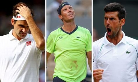 Novak Djokovic argues against Roger Federer and Rafael Nadal 'bad guy' question