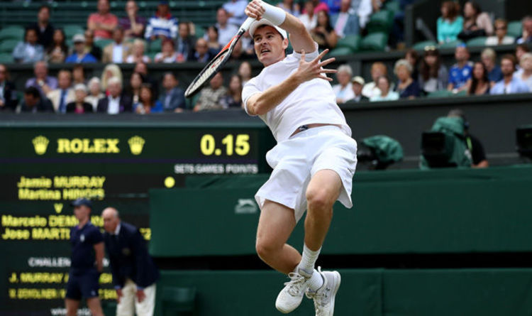 Wimbledon Mixed Doubles Final