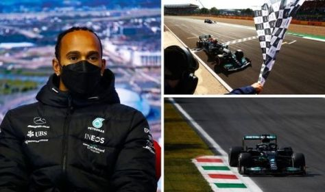 Max Verstappen grid penalty may give Lewis Hamilton perfect chance to set new F1 milestone