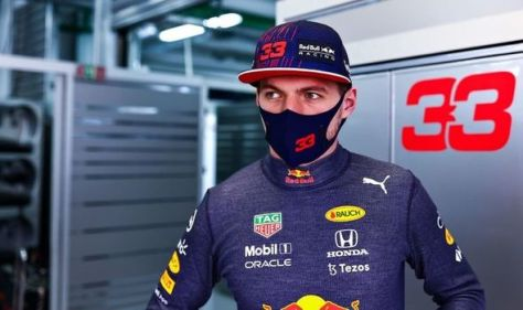 Max Verstappen hands Lewis Hamilton Russian GP advantage as Red Bull hit with penalty