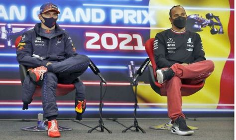 Lewis Hamilton explains private Max Verstappen phone call and fear of dying in F1 crash