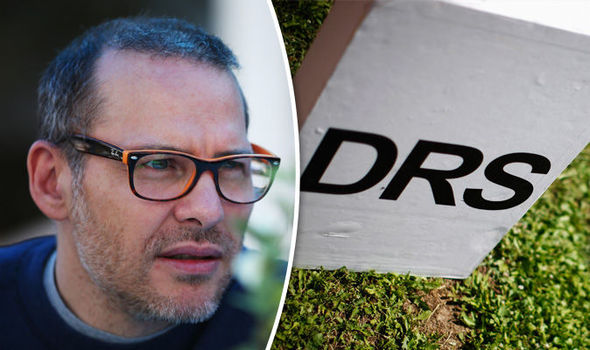 F1 rule changes 2017 solid DRS must go Jacques Villeneuve