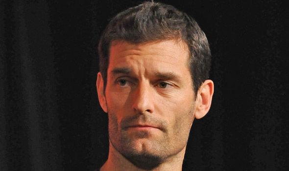 Ex-F1 driver Mark Webber