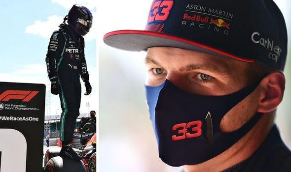 Max Verstappen S Verdict On Red Bull Catching Mercedes At