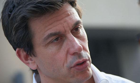 Mercedes F1 team boss Toto Wolff
