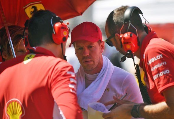 Austrian Grand Prix LIVE: Sebastian Vettel has made up ground after his horror show at qualifying