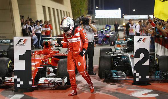 Bahrain Grand Prix 2017 Uncovered: How Sebastian Vettel beat Lewis Hamilton