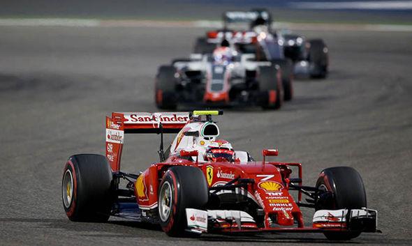 Formula One Bahrain Grand Prix