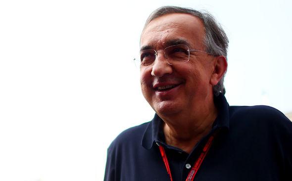 Ferrari boss Sergio Marchionne