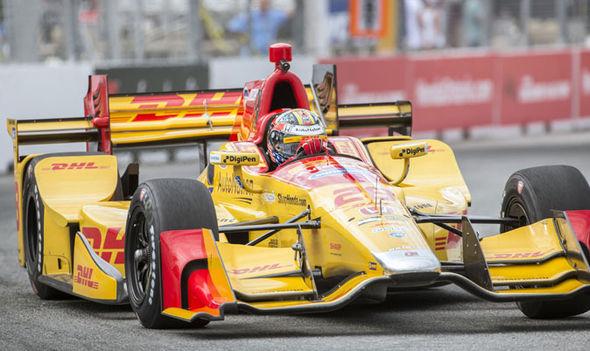 Indy 500 Andretti Autosport Honda