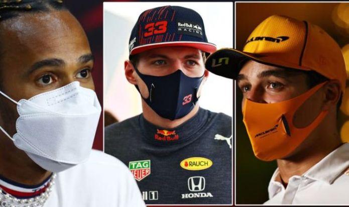 Lewis Hamilton honest about Red Bull Bahrain edge as Mercedes star delighted for McLaren