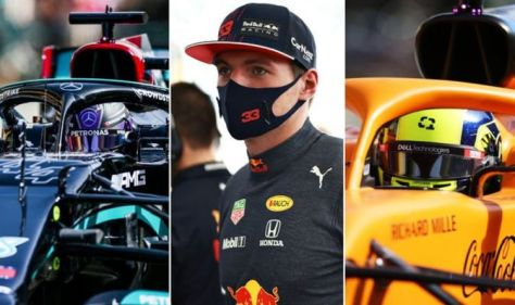Max Verstappen makes Mercedes and McLaren prediction after Red Bull star sets Bahrain pace