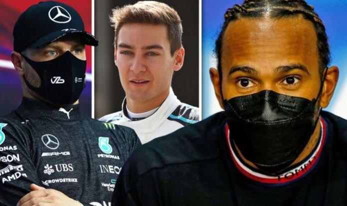 Lewis Hamilton 'wants' Valtteri Bottas to extend Mercedes stay amid George Russell talk
