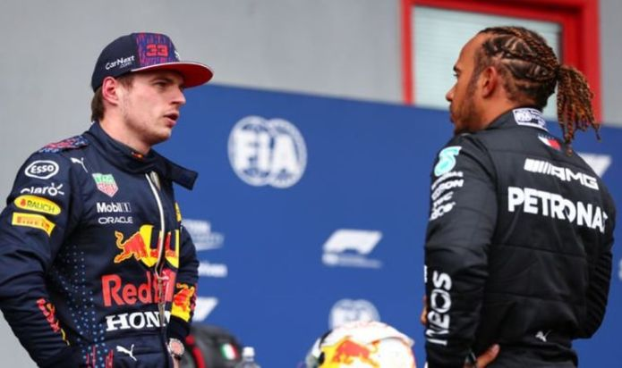 Lewis Hamilton mistakes expected as Max Verstappen turns the screw - Schumacher