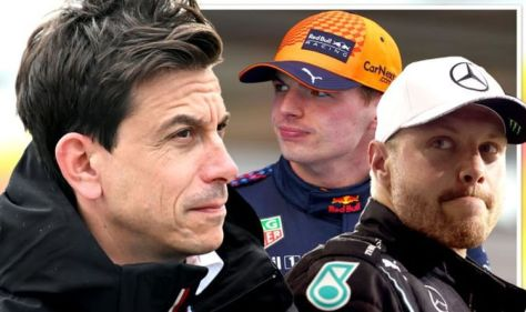 Mercedes boss Toto Wolff has four options to replace Valtteri Bottas if team axe Finn