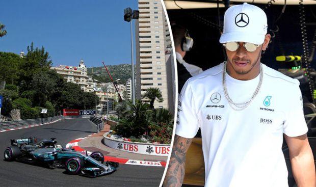 Monaco Grand Prix 2017 LIVE