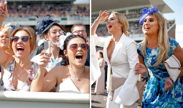 Grand National 2018 tickets: Women at Ladies Day