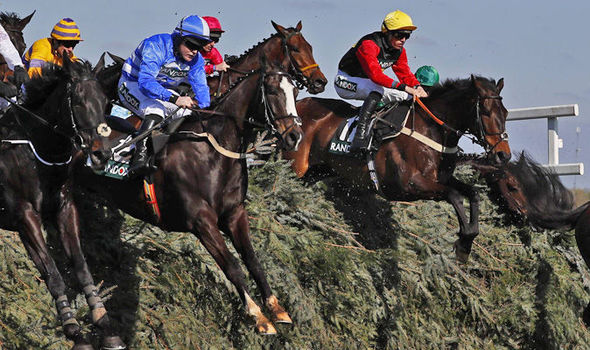 Grand National odds at Aintree