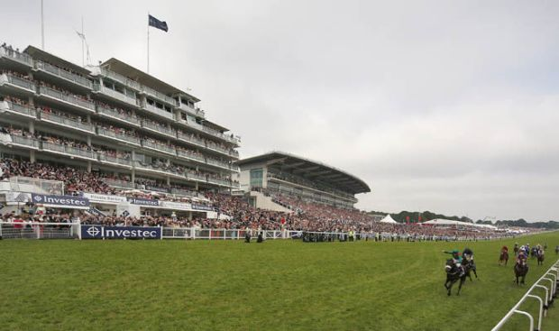 Epsom Derby live