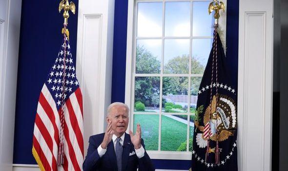Joe Biden on brink as Donald Trump tops polls - US 'regretting vote'