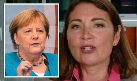 BBC's Katya Adler exposes key reason stable successor to Angela Merkel pivotal to US, EU