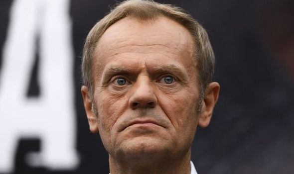 Now Donald Tusk warns Poland could leave EU and Hungary admits: 'Time to talk about Huxit'