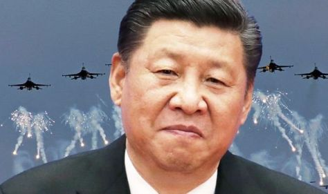 China vs Taiwan war fears erupt as 18 Chinese aircraft enter disputed territory