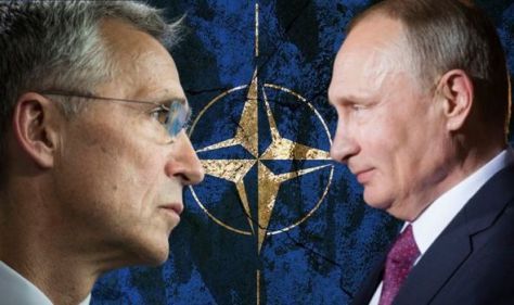 Putin officials shown the door by NATO over suspected killings and espionage