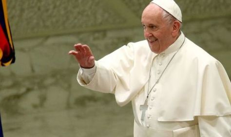Pope Francis censored by Vatican staff after calling Scotch whiskey 'the real holy water'