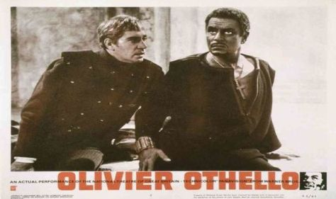 Professor sacked for showing students 1965 film with Laurence Olivier in blackface