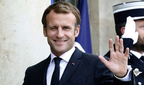 Emmanuel Macron could be recruited by 'globalists' and copy Tony Blair if ousted in 2022