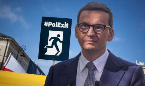 EU at risk! Poland PM issues warning to bloc of 'danger' threatening union