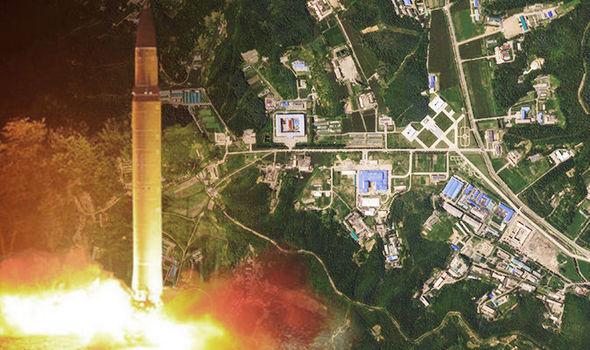 North korea news ballistic missile kim jong un world war 3