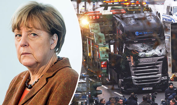 Angela Merkel Germany terror Islamist deport