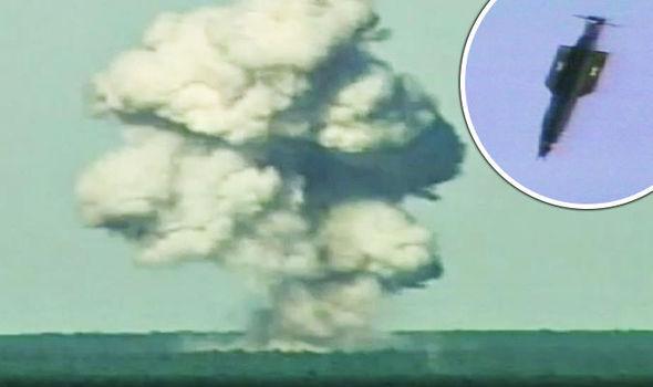 Bomb blast in Syria