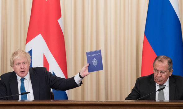 Boris v Lavrov: Key players in the Skripal debate