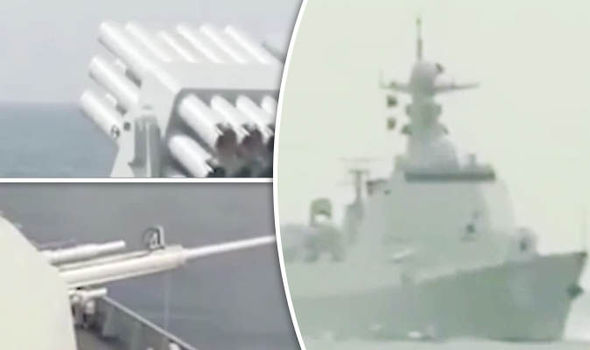 China's deadly new warship