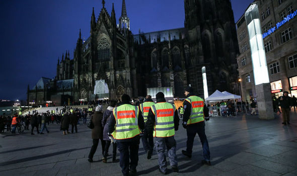Cologne security