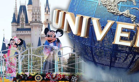 Coronavirus crisis: Disney and Universal Studios CLOSED due to ...