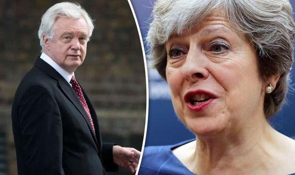 David Davis and Theresa May are set to embark on an EU charm offensive