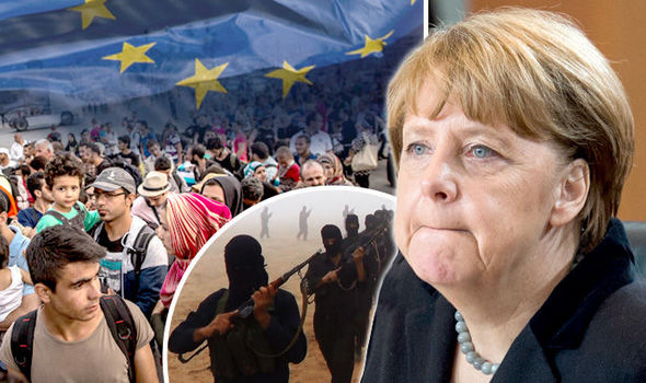 Terrorism has created political unrest in Germany